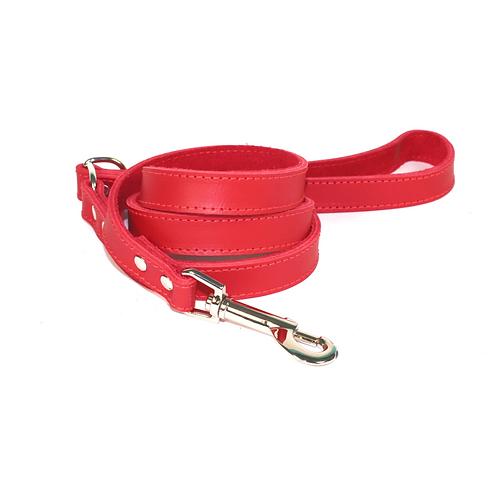 Dogue Red Plain Jane Lead - Medium