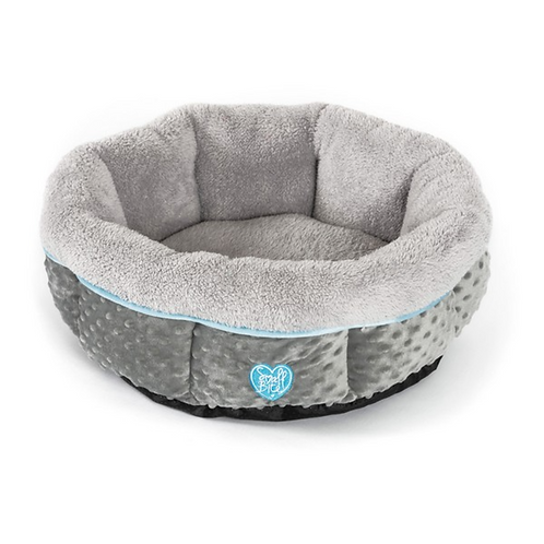 Ancol Small Bite Donut Bed - Blue