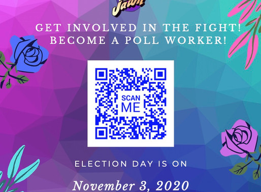 Poll Workers Campaign