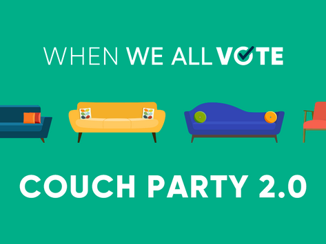 The Pandemic Can't Stop Us: Youth Vote Initiatives Go Virtual