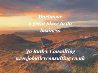Dartmoor,a great place to do business