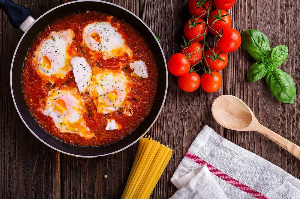 Полезни хранителни вещества в яйцата