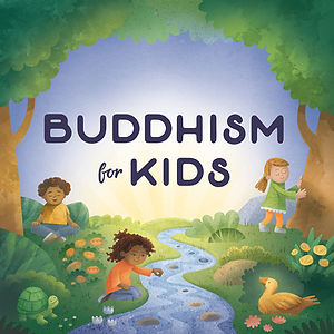 Cover art_Buddhism for Kids_web_w type_R