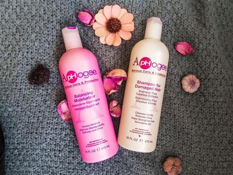 Product Review: ApHogee серия за суха и изтощена коса