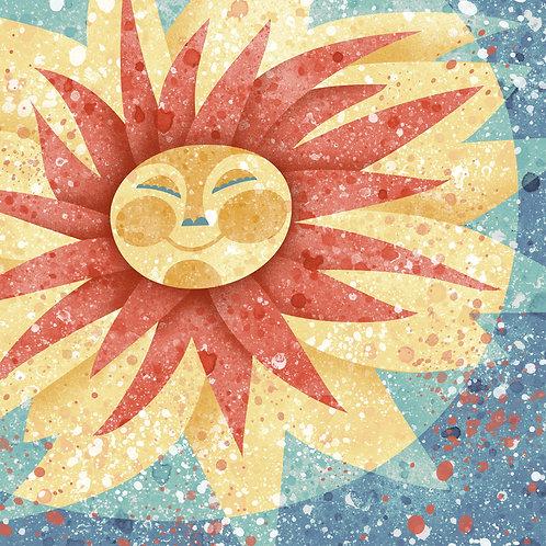 Sunface Sonnet