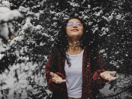 9 съвета за къдрава коса през зимата