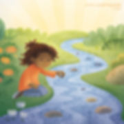 """Cover art by April Hartmann, from the book """"Buddhism for Kids"""" published by Callisto Media inFebruary of 2020"""
