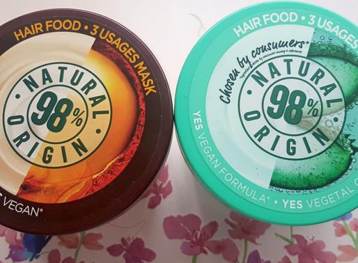 Продукти за къдрава коса: Garnier Fructis Hair Food