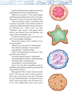 Icicle Cookies Interior Page_April Hartm