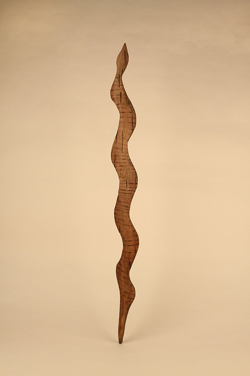 Aboriginal Snake Sculpture   SOLD