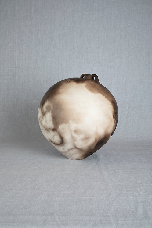 Umber Spouted Vessel | SOLD