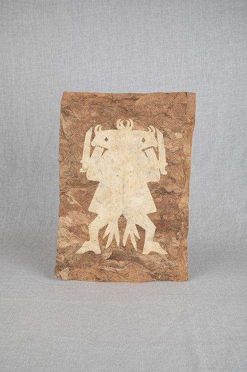 Bark Paper Spirit Figure