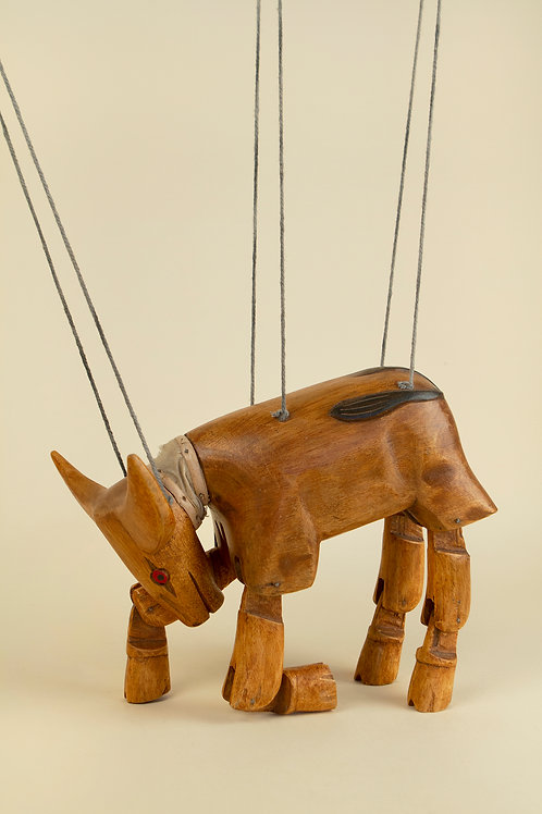 Ox Puppet | SOLD