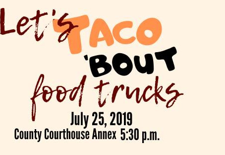 Let's Taco 'Bout Food Trucks