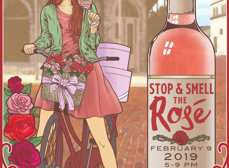 Everything you need to know about Wine Swirl 2019: Stop and Smell the Rosè!