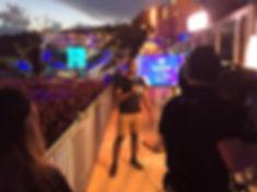 electric love festival 2017 backstage live studio