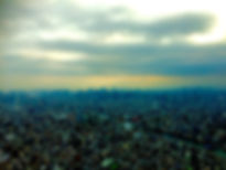 tokio tokyo skyline