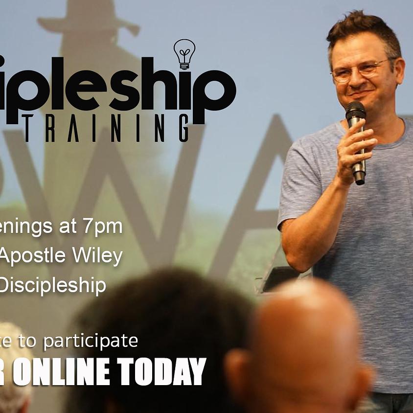 Discipleship Training Classes
