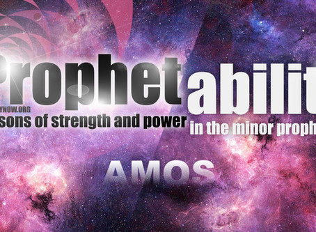 Prophetability - AMOS