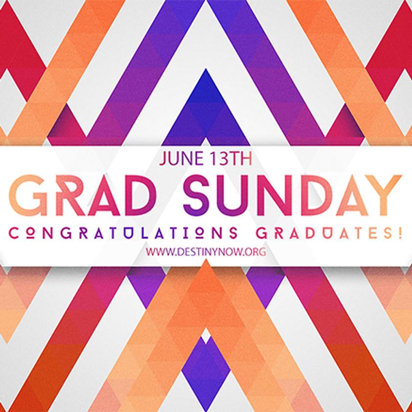 GRAD SUNDAY - Sign-Up