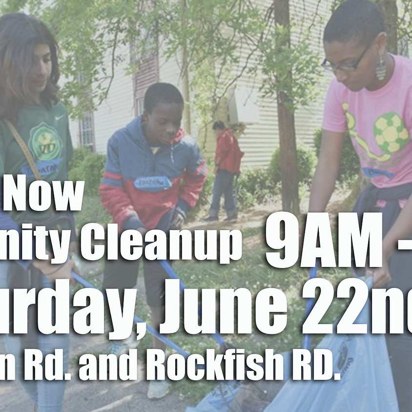 Hope Mills Community Cleanup