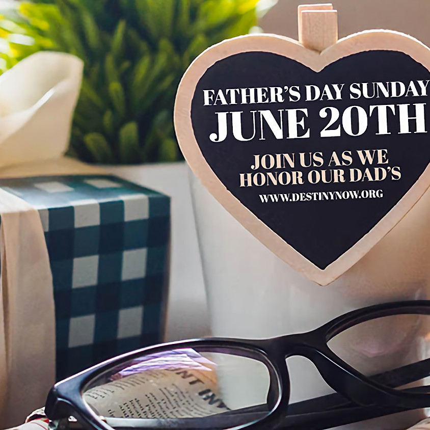 9am IN-PERSON Worship Gathering (Fathers Day)