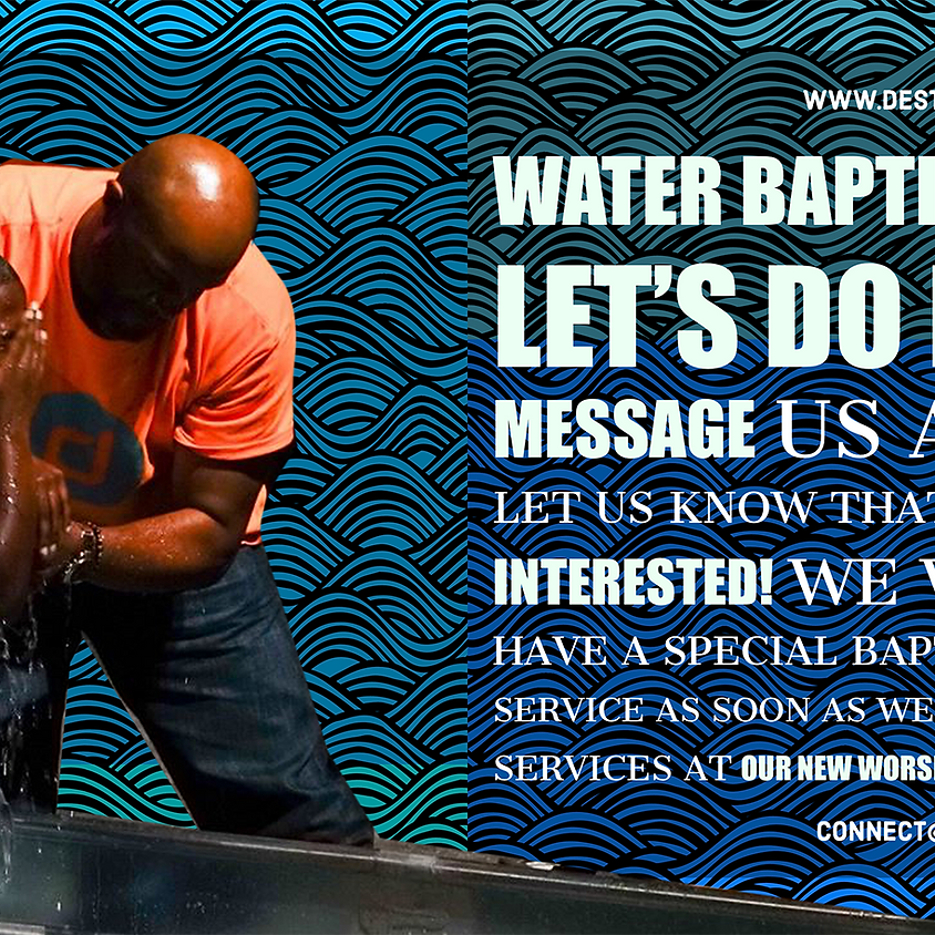 Water Baptism (1)
