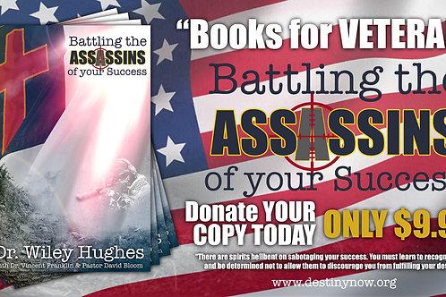 BOOKS FOR VETERANS - Battling the Assassins of your Success