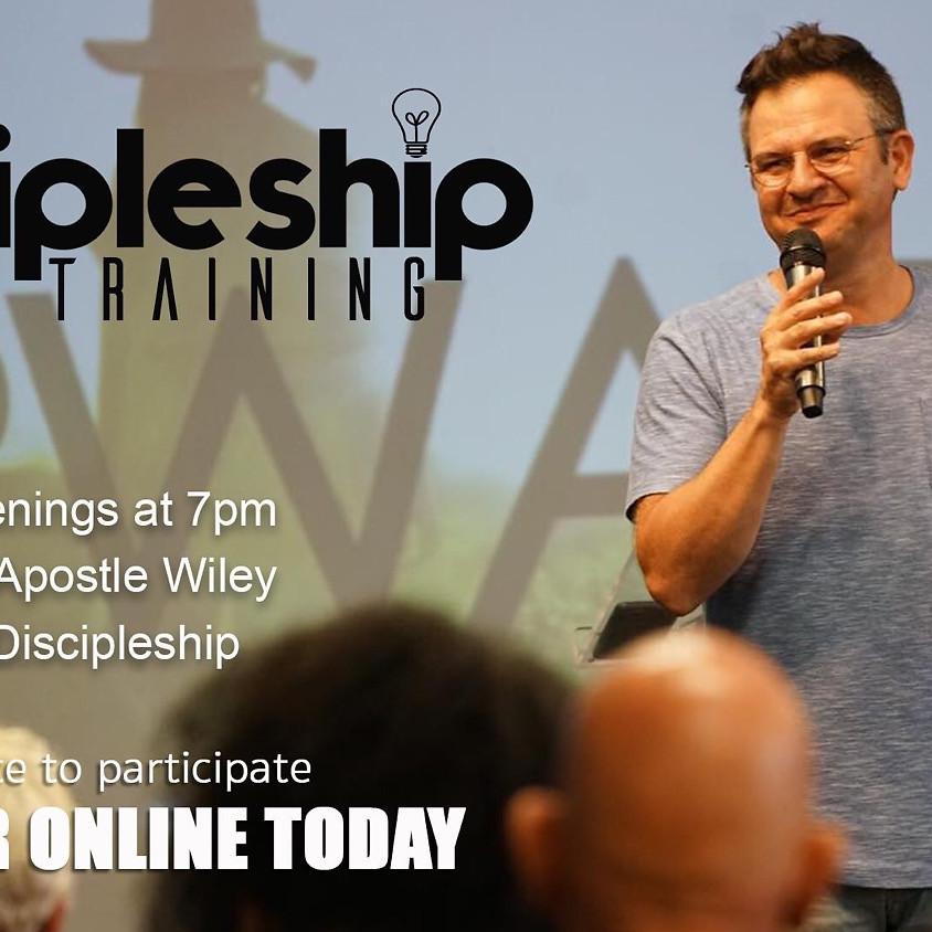 Discipleship Training Classes (1)
