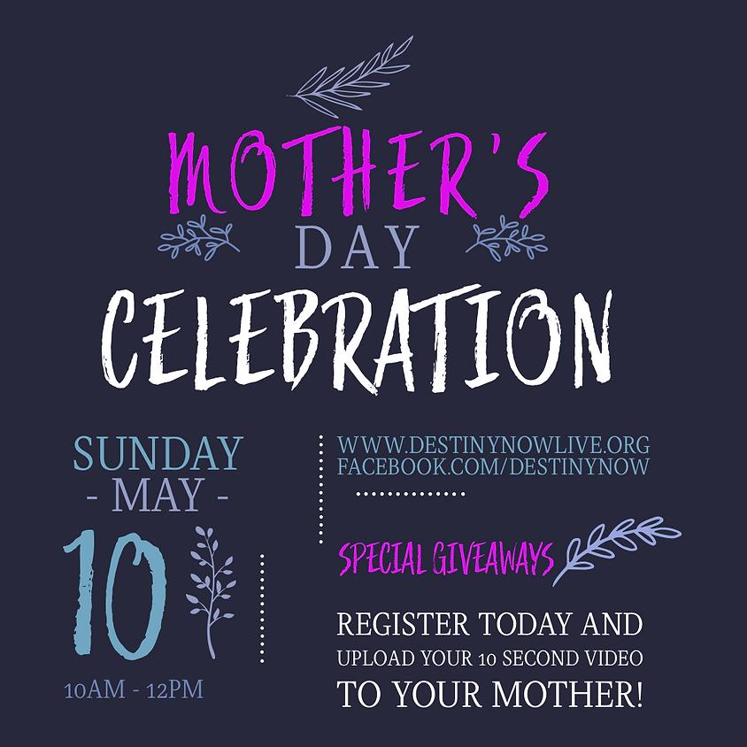 Mother's Day Celebration
