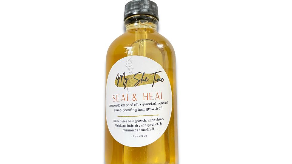 Seal & Heal Hair Growth Oil