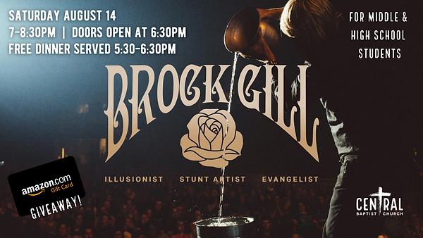 Brock Gill poster.png