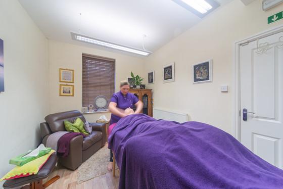 Amanda Joy and Fibromyalgia Massage