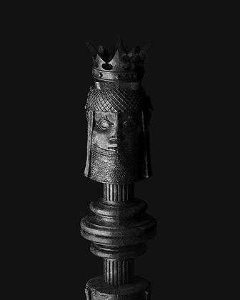 Individual Achiké Chess Pieces