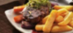 basils restaurant kinver evening special menu