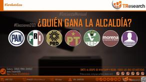 #Elecciones2021 ¿QUIÉN GANA LAS 100 ALCALDÍAS MÁS IMPORTANTES DE MÉXICO?