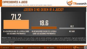 EXPRESIDENTES A JUICIO ¿DEBEN O NO DEBEN IR A JUICIO?
