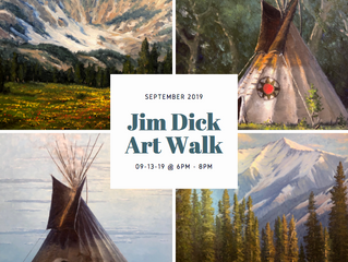 Jim Dick Solo Exhibition