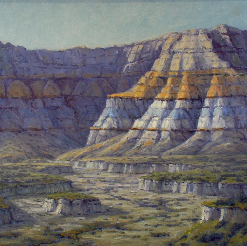 Fort Peck- Badlands
