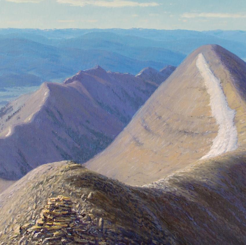 Saddle Up (Bridger Ridge)