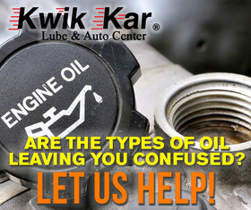 Types of Oil Ad