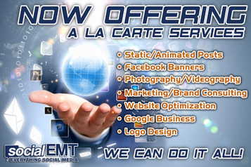 A La Carte Services Ad