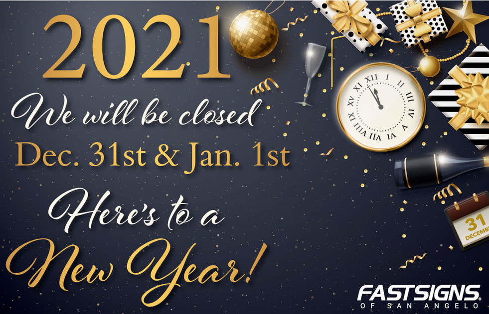 New-Years-Closed Ad