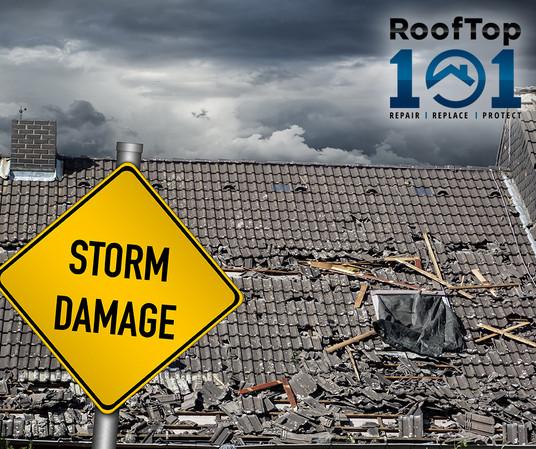 Storm Damage Ad