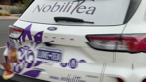 NobiliTea Vehicle Reveal