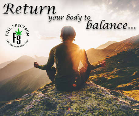 Full Spectrum Balance FB Post Ad