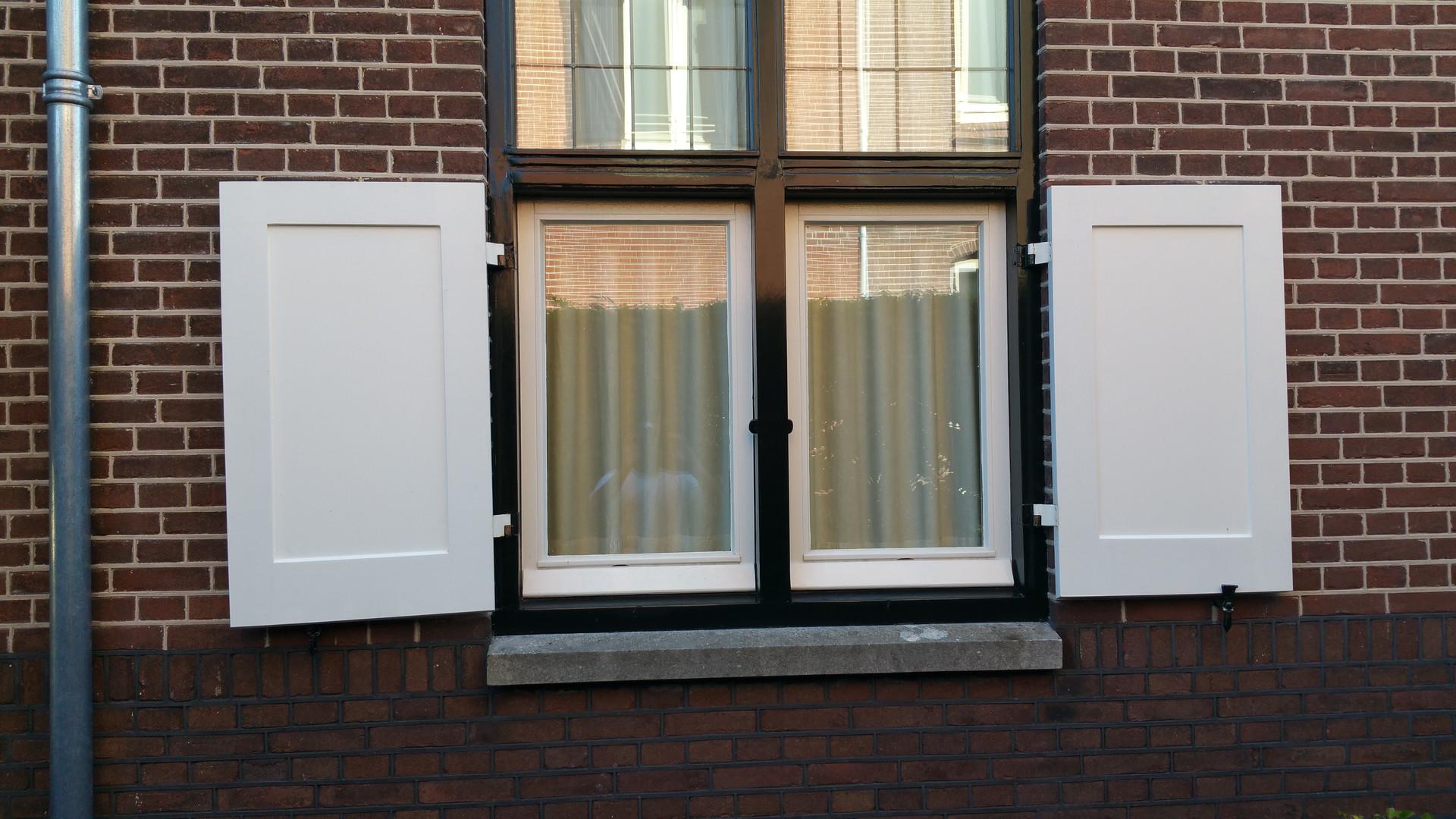 Renovatie raamkozijnen