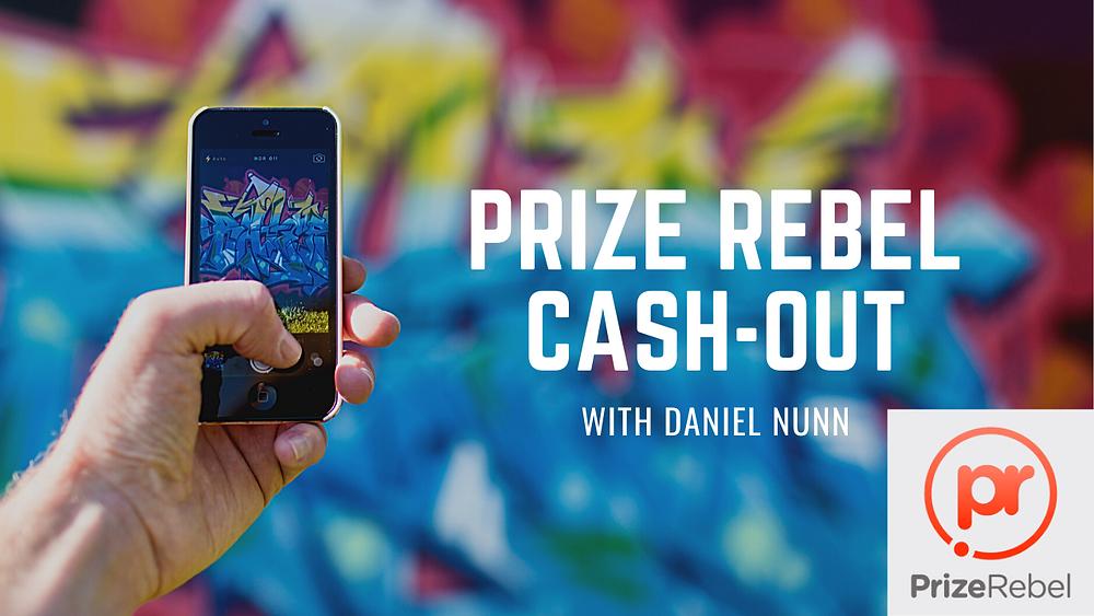 PrizeRebel Cash-Out