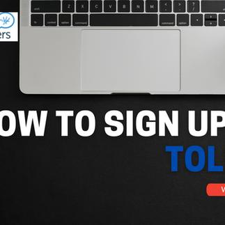 How to Sign up on Toluna.com