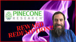 Pinecone Research Cashout Video